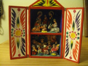 peruvian seashell and doored retablos 006